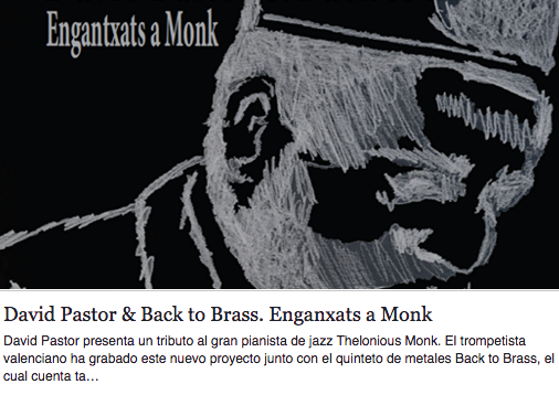 DAVID PASTOR ENGANXATS A MONK