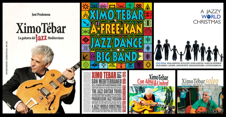 XIMO-TEBAR-JAZZ-COLLECTORS-CDS-OFERTA-X6-