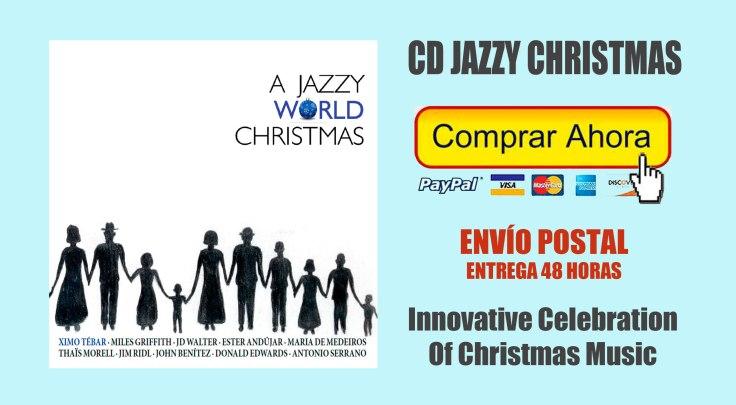 XIMO-TEBAR-JAZZY-CHRISTMAS-CD-DVD-COMPRAR-AHORA